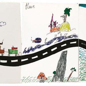 Het grote avontuur (Illustreer een boek met je klas)